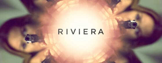 Riviera 3 Title Sequence Main End Title Card